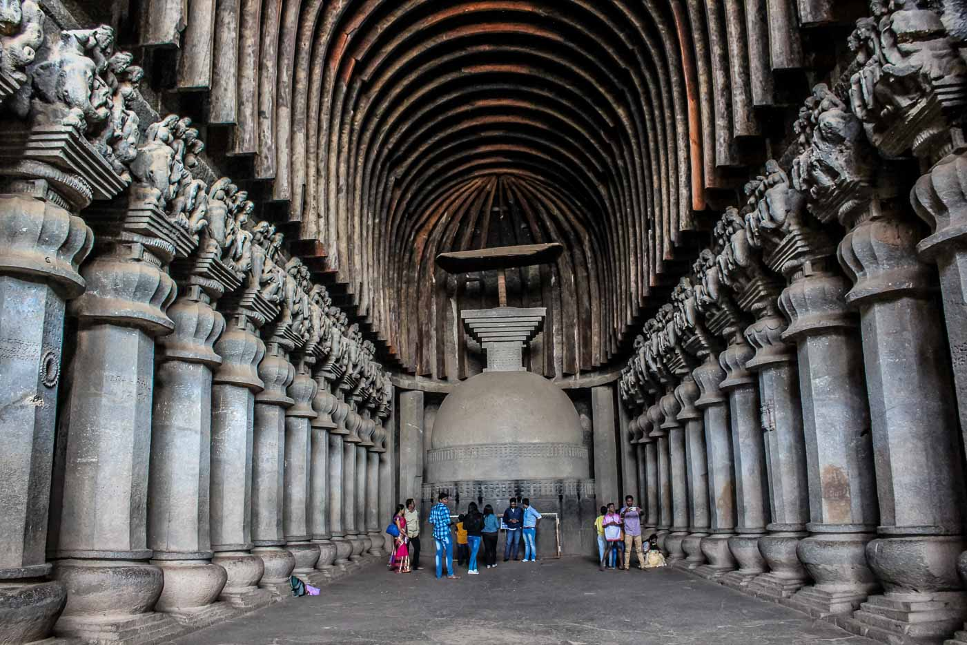 Discover this hidden gem near Mumbai : Karla Caves