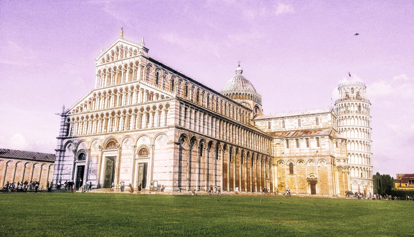 What to see in 45 minutes in Pisa