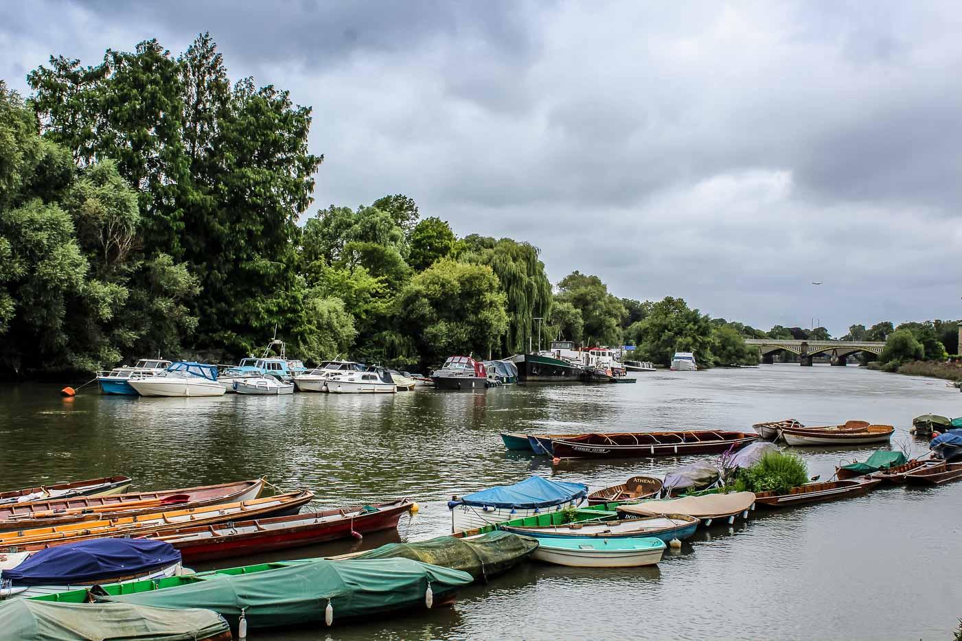 Guide to the beautiful Richmond neighbourhood of London