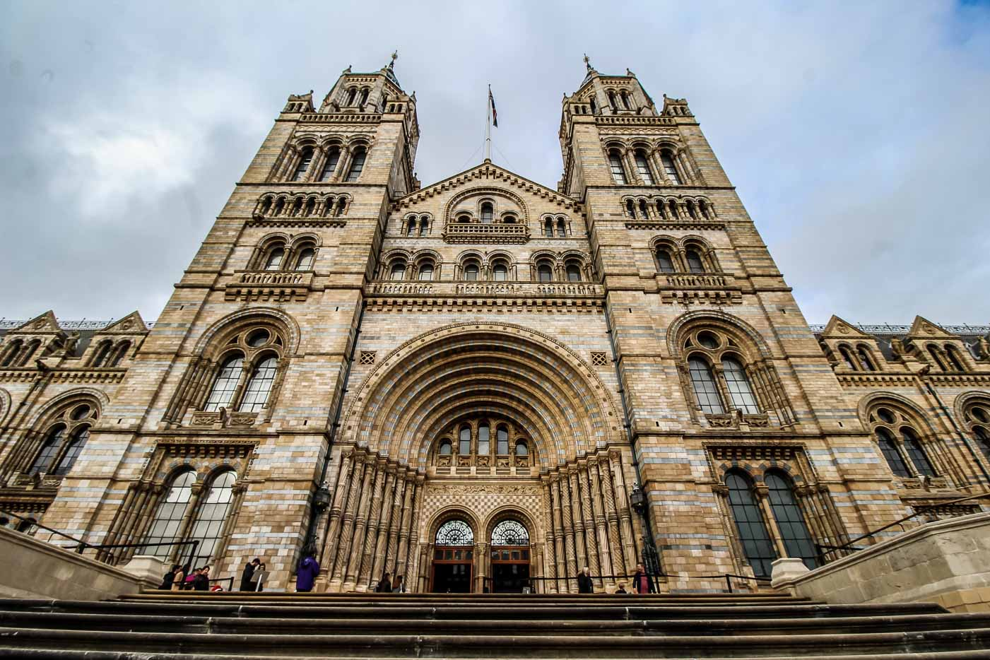 London's most picture-worthy free attraction: Natural History Museum