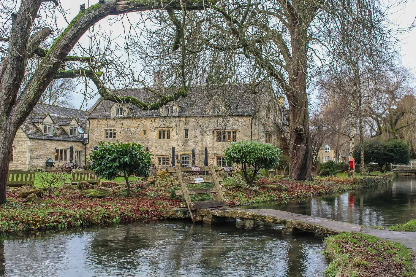 North Cotswolds : Three day Itinerary from London