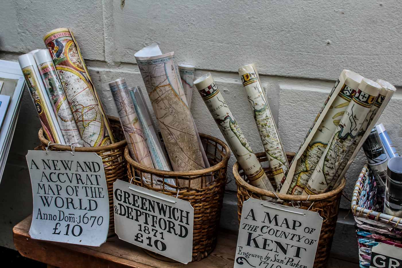 Guide to Greenwich market