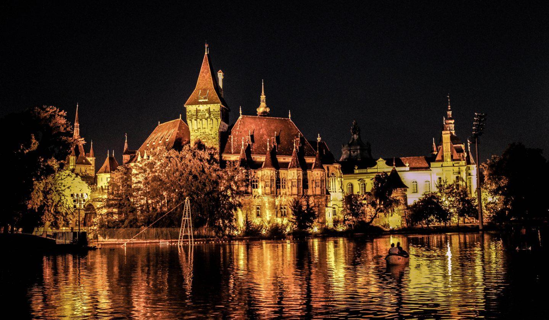 Budapest by Night!