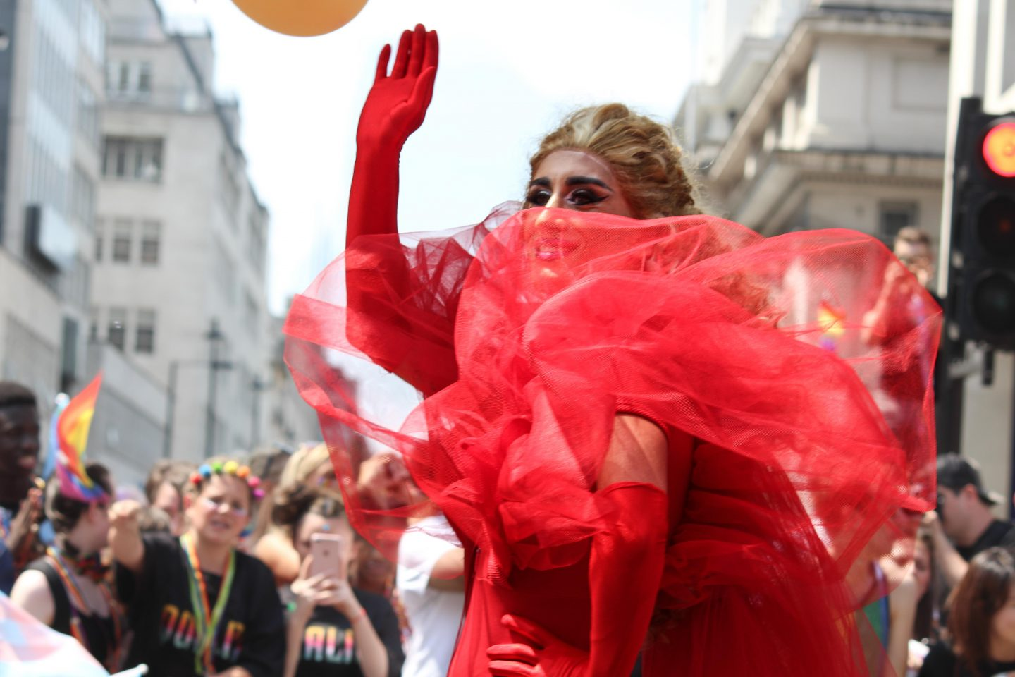 20 pictures from London Pride Parade to inspire you