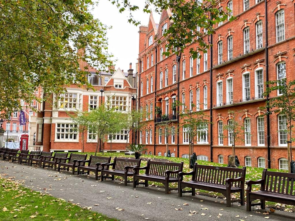 Mount Street Gardens – London's hidden gem